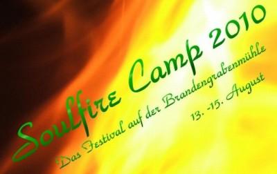 Soulfire Camp 2010 - Logo