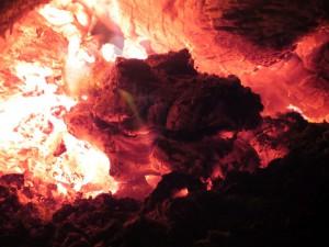 Soulfire Camp 2014 - Brennendes Krokodil