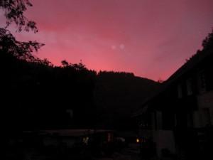 Soulfire Camp 2014 - Stimmungslicht
